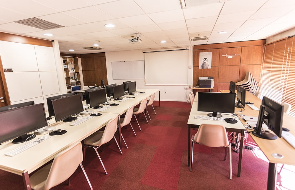 Photos De Nos Salles De Formation Reunion A Marseille Centre